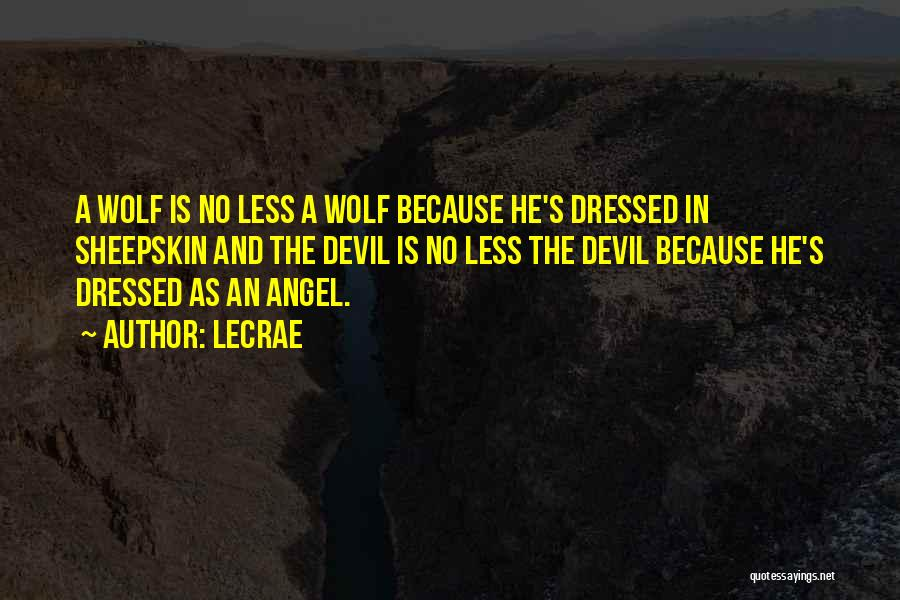 LeCrae Quotes 1645260
