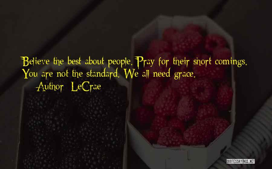 LeCrae Quotes 1999314