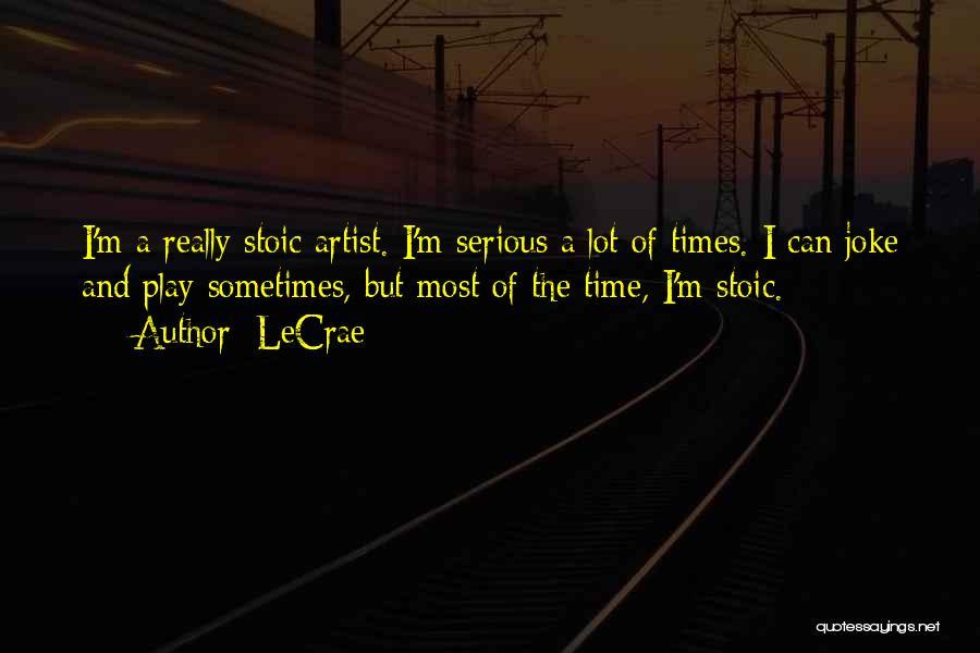 LeCrae Quotes 2045738