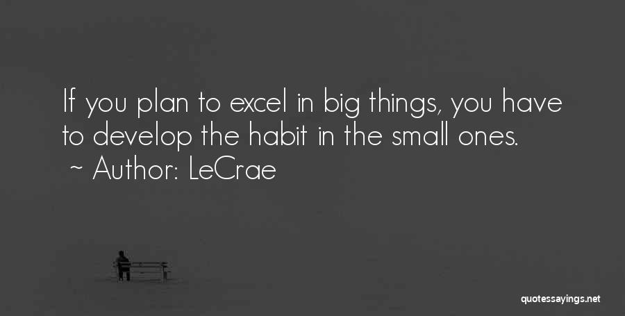LeCrae Quotes 497729