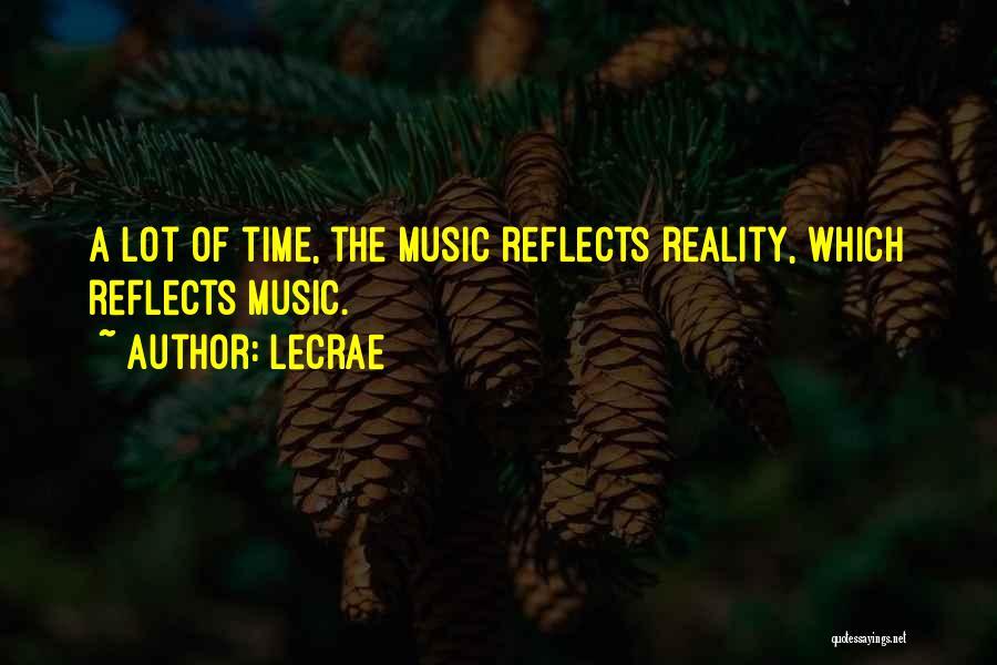 LeCrae Quotes 594720
