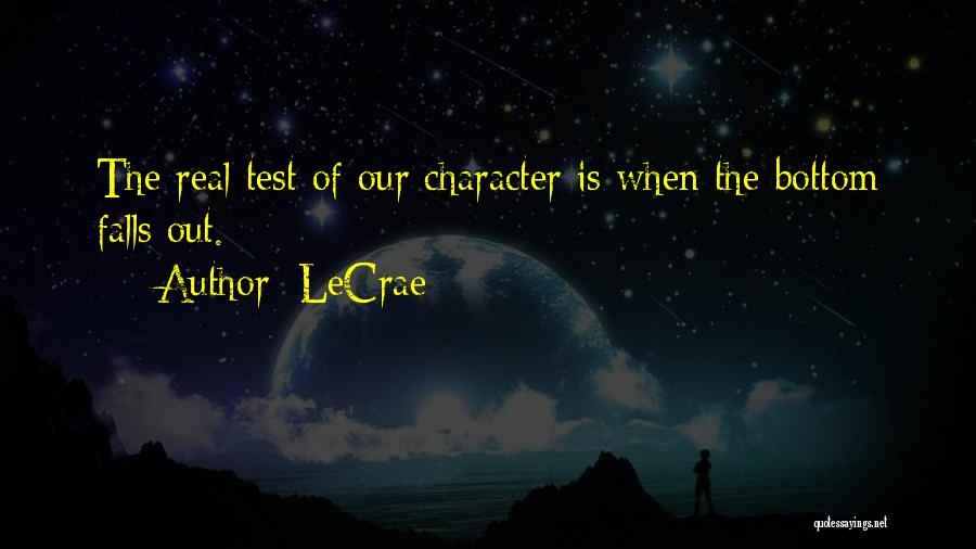 LeCrae Quotes 725374