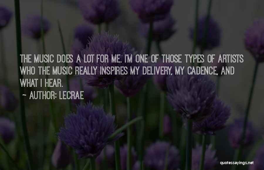 LeCrae Quotes 894437