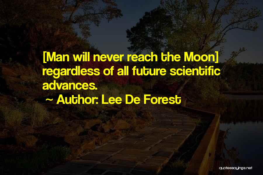 Lee De Forest Quotes 1458491