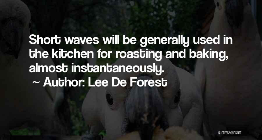 Lee De Forest Quotes 1841944