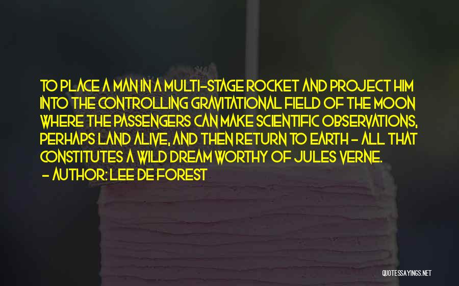 Lee De Forest Quotes 620623