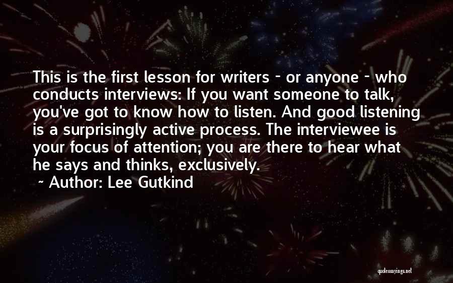 Lee Gutkind Quotes 1344083