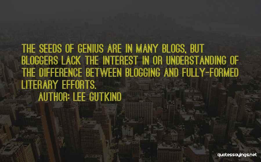 Lee Gutkind Quotes 287494