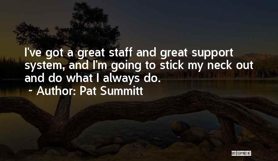 Lee Ji Eun Quotes By Pat Summitt