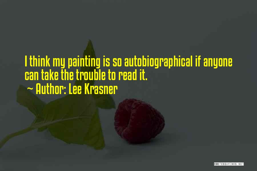 Lee Krasner Quotes 1098899