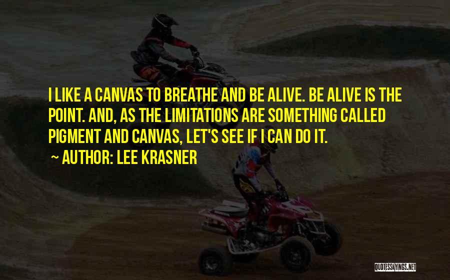 Lee Krasner Quotes 1295693