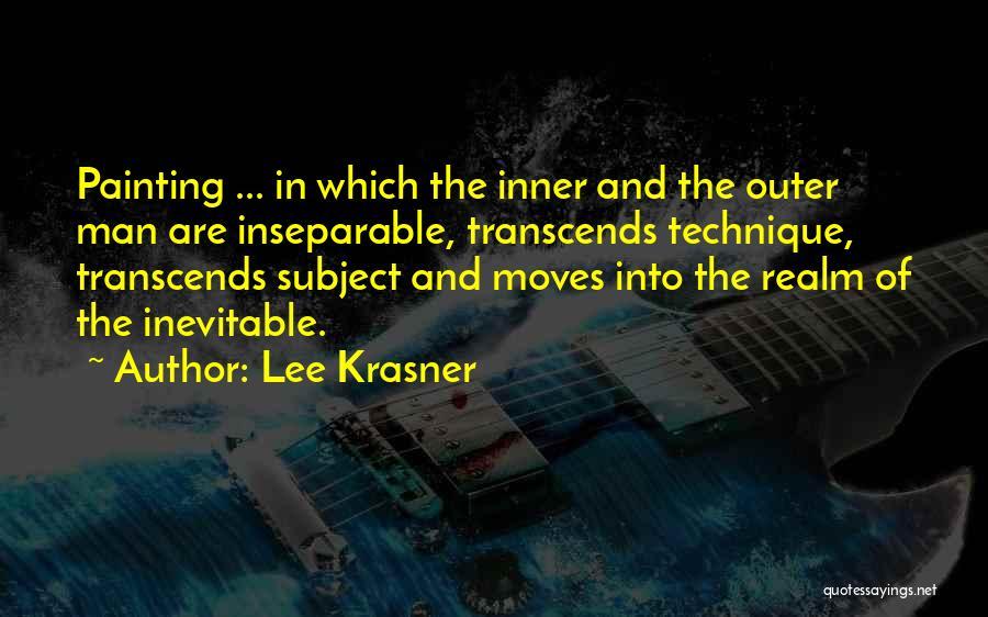 Lee Krasner Quotes 1691349