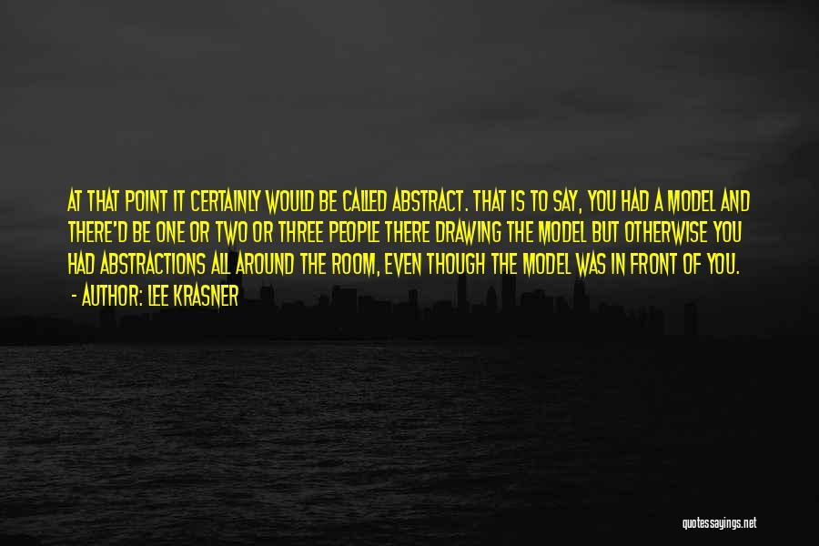 Lee Krasner Quotes 1767931