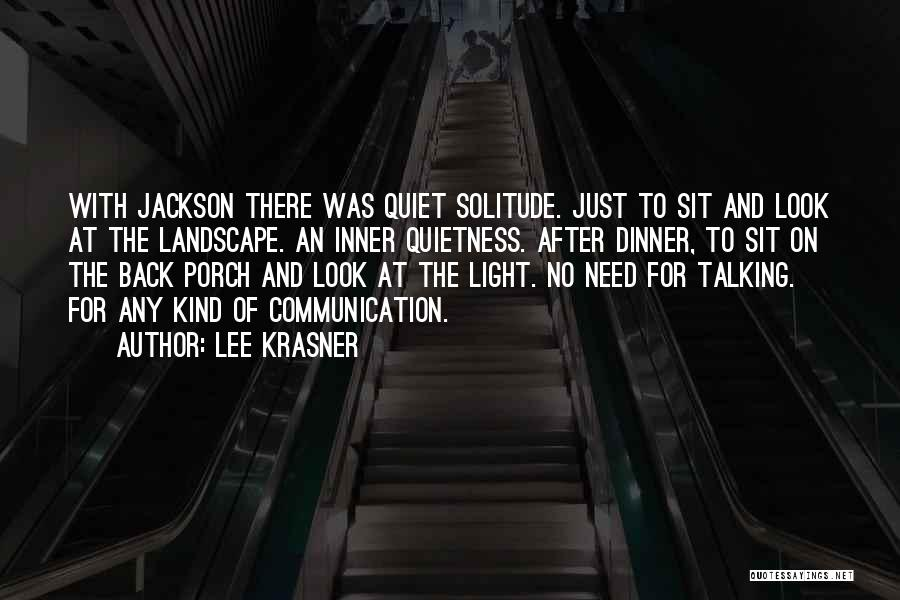 Lee Krasner Quotes 545150