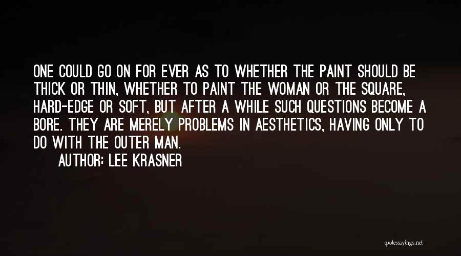 Lee Krasner Quotes 930218