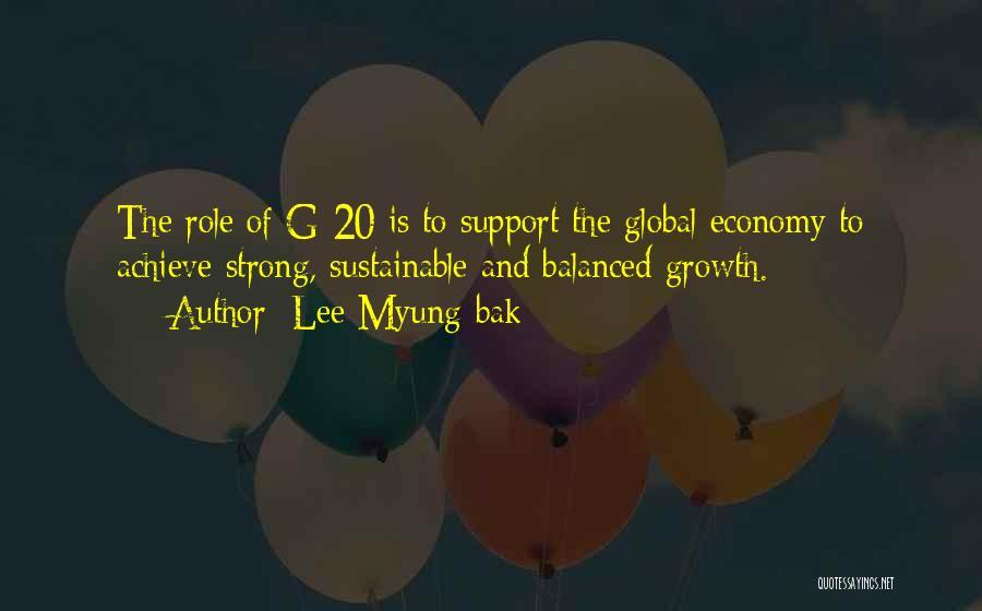Lee Myung-bak Quotes 1059495