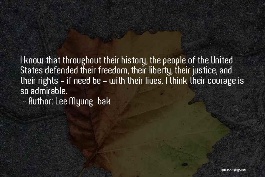 Lee Myung-bak Quotes 1305644