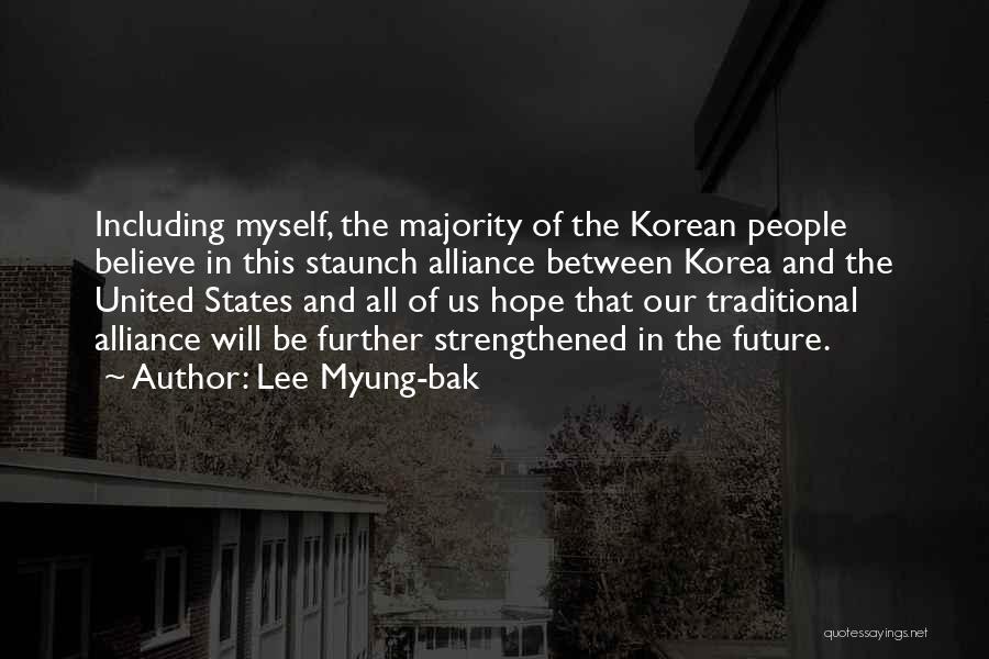 Lee Myung-bak Quotes 1569756