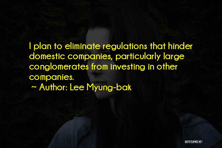Lee Myung-bak Quotes 1724145