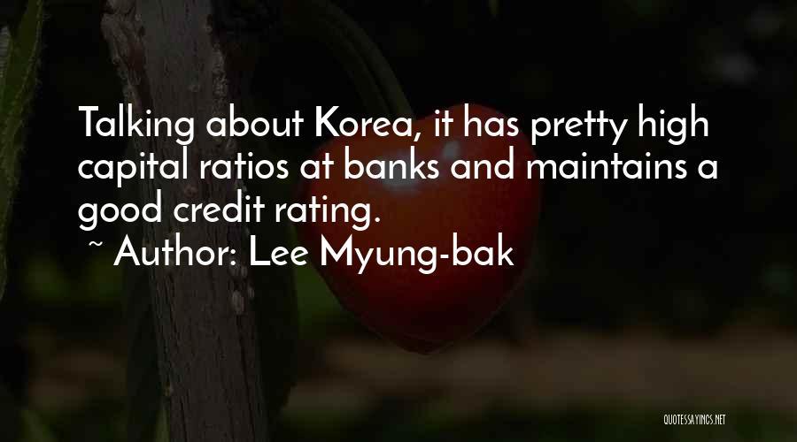 Lee Myung-bak Quotes 2034842