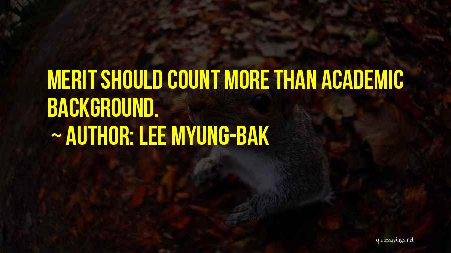 Lee Myung-bak Quotes 2150965