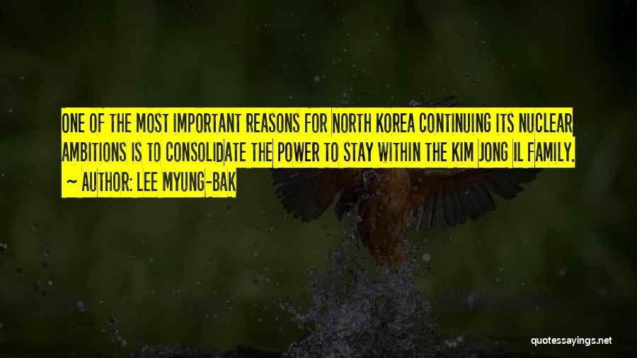 Lee Myung-bak Quotes 2167585