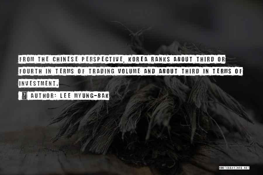 Lee Myung-bak Quotes 2184170