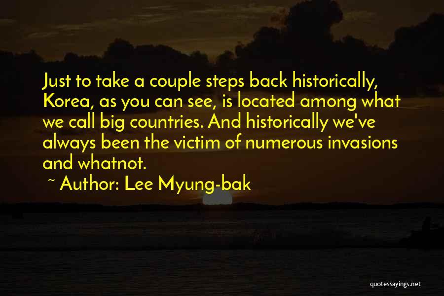 Lee Myung-bak Quotes 2195667
