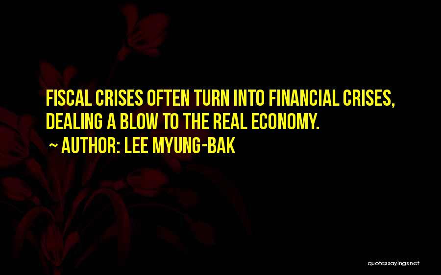 Lee Myung-bak Quotes 363653