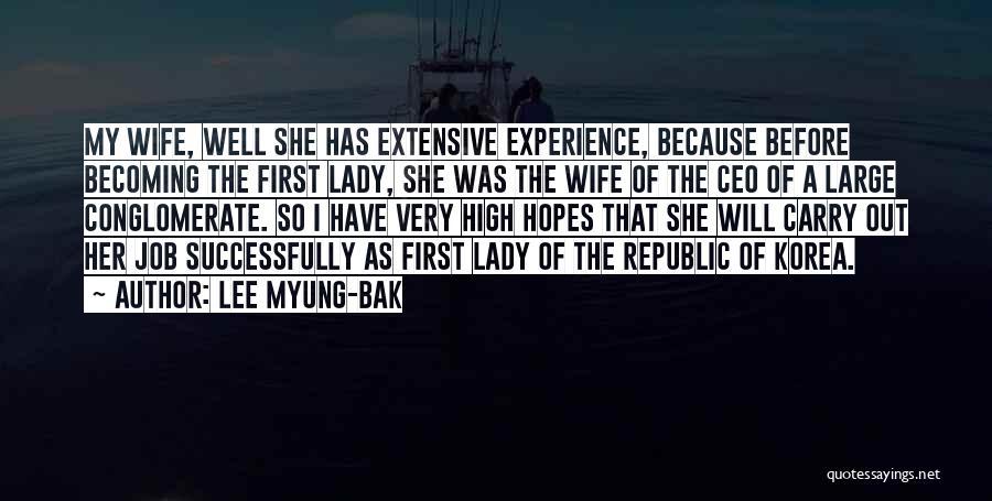 Lee Myung-bak Quotes 565760