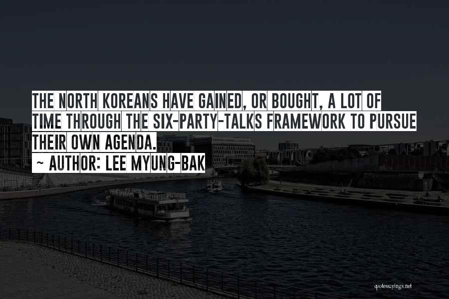Lee Myung-bak Quotes 89192