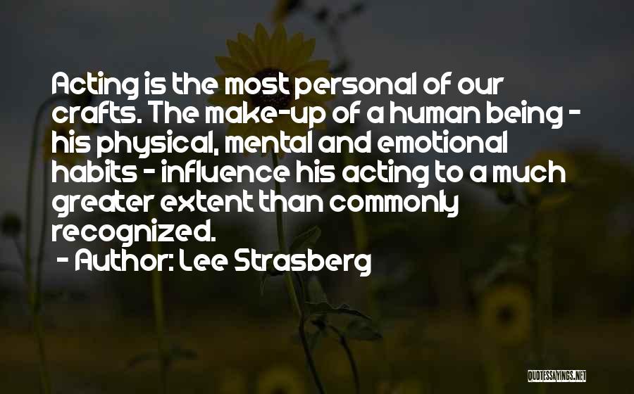 Lee Strasberg Quotes 1015090