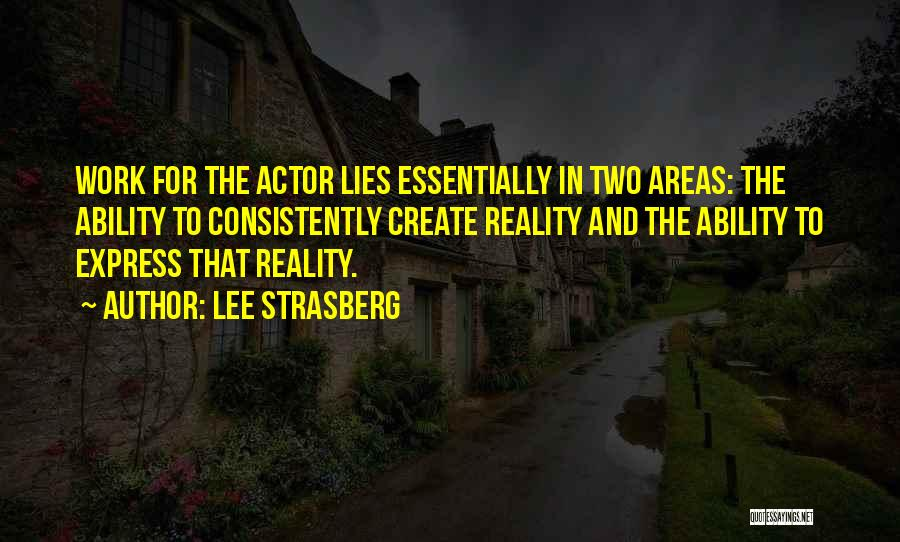 Lee Strasberg Quotes 1320291