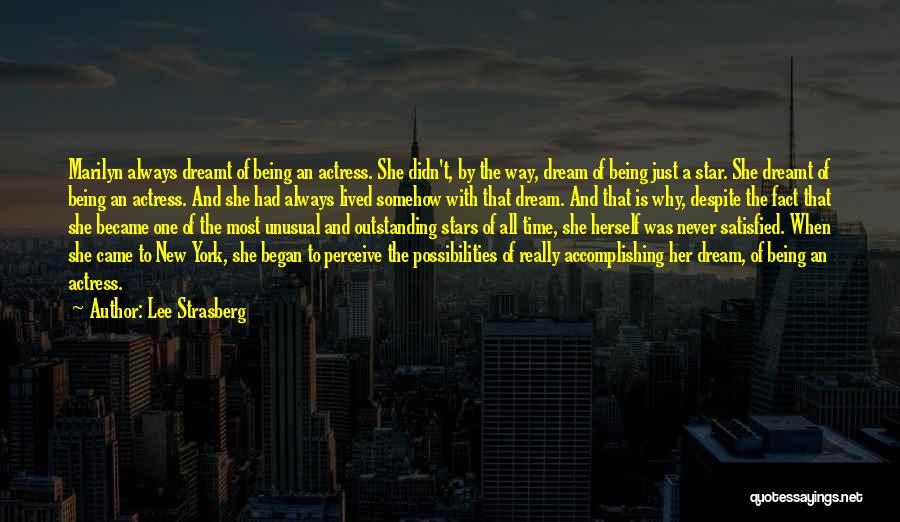 Lee Strasberg Quotes 1383413