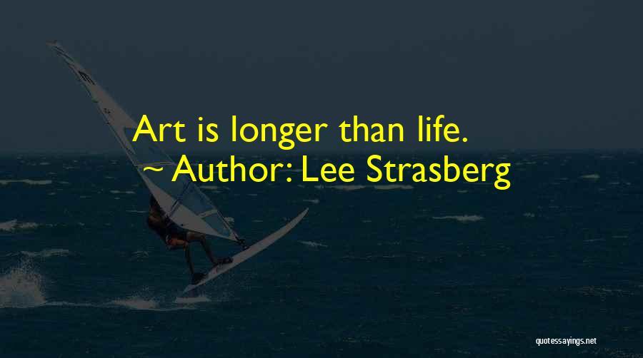 Lee Strasberg Quotes 2196957