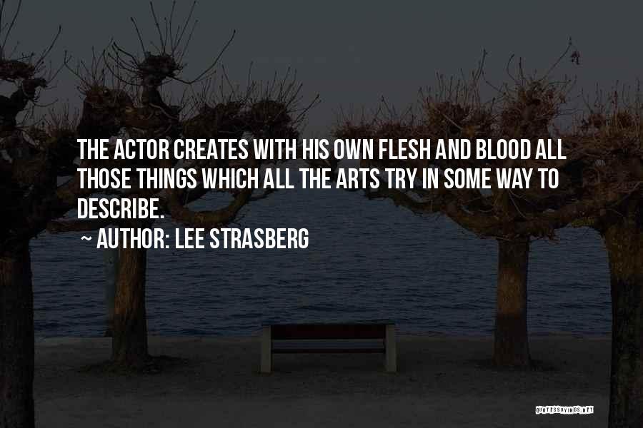 Lee Strasberg Quotes 480384