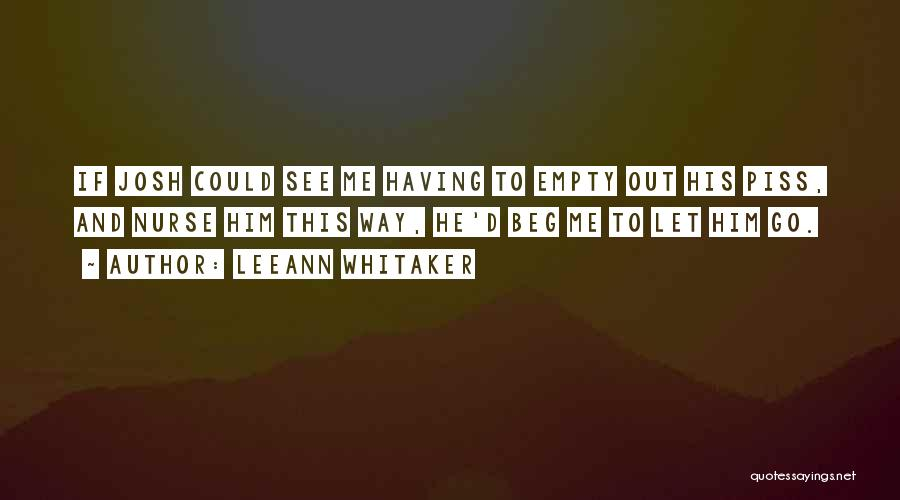 LeeAnn Whitaker Quotes 1723837