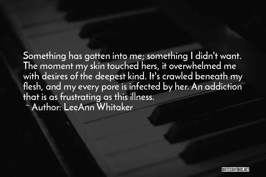 LeeAnn Whitaker Quotes 2039261