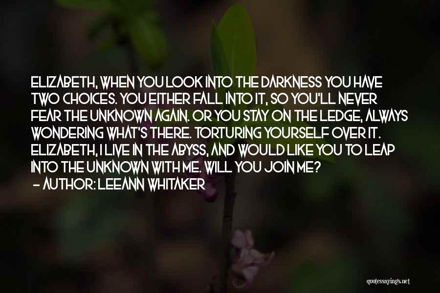 LeeAnn Whitaker Quotes 493853