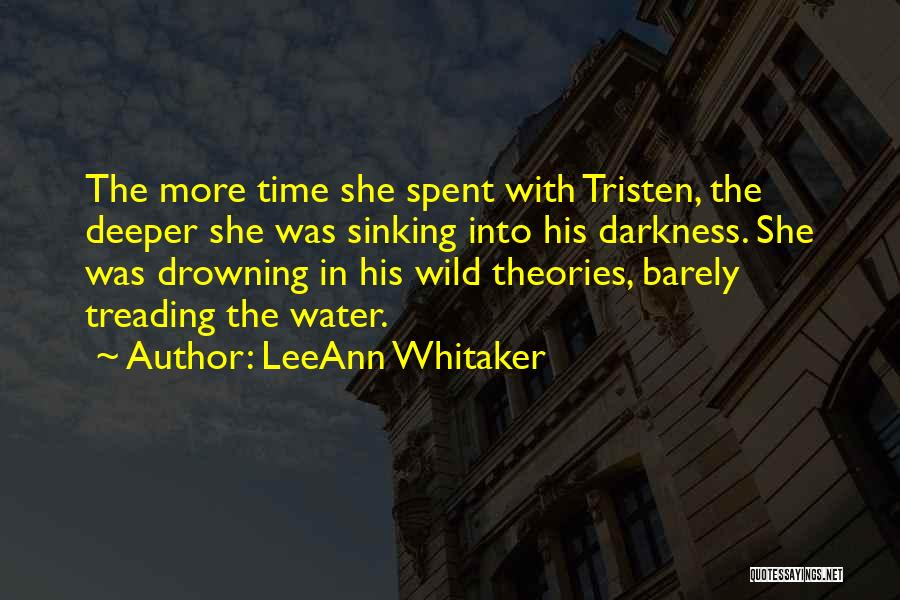 LeeAnn Whitaker Quotes 555186