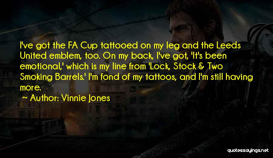 Leeds United Quotes By Vinnie Jones
