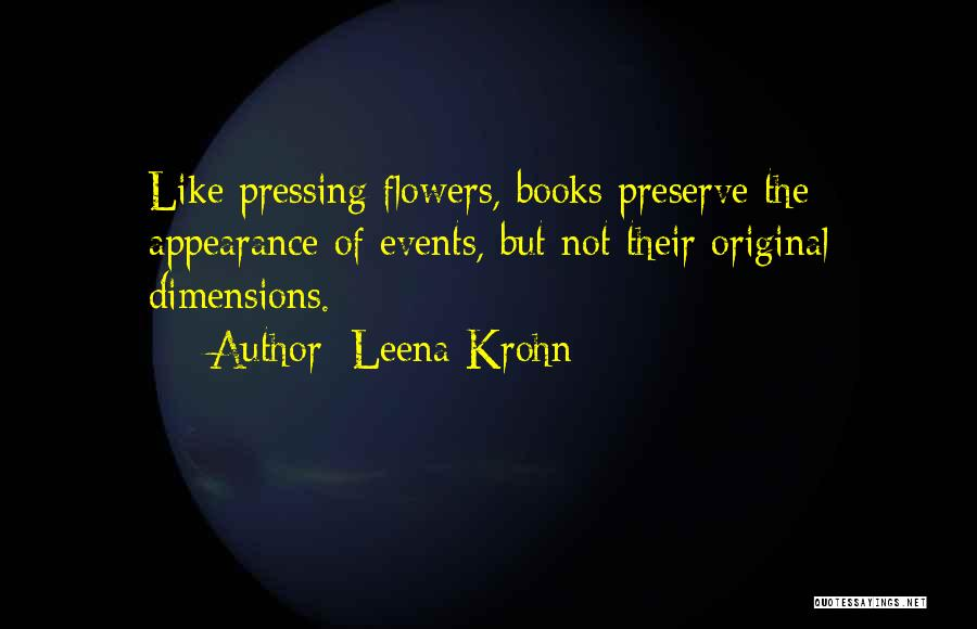 Leena Krohn Quotes 1291202