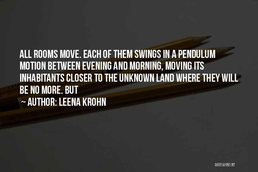 Leena Krohn Quotes 1994009
