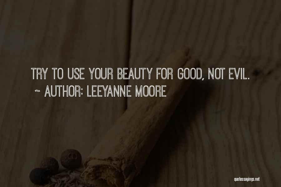 Leeyanne Moore Quotes 1002523