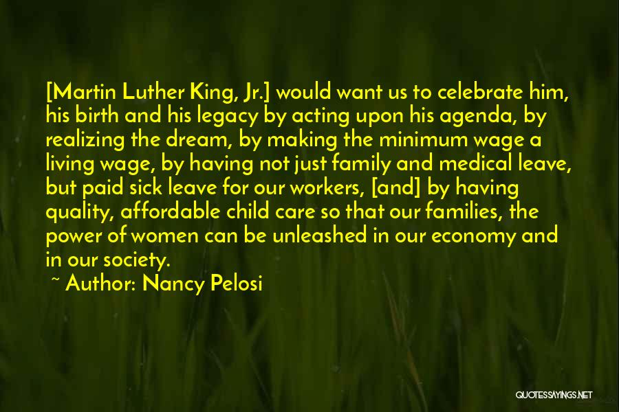Legacy And Family Quotes By Nancy Pelosi
