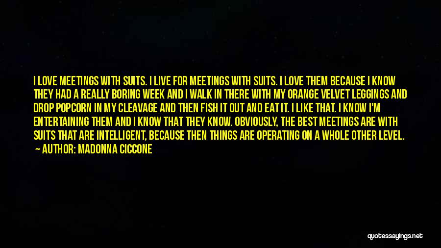 Leggings Quotes By Madonna Ciccone