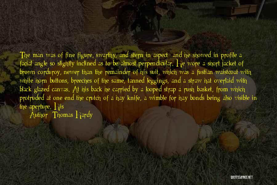 Leggings Quotes By Thomas Hardy