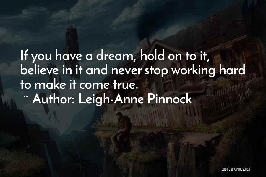 Leigh-Anne Pinnock Quotes 1553847