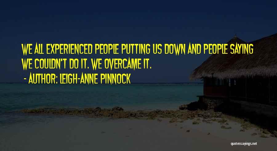 Leigh-Anne Pinnock Quotes 380294