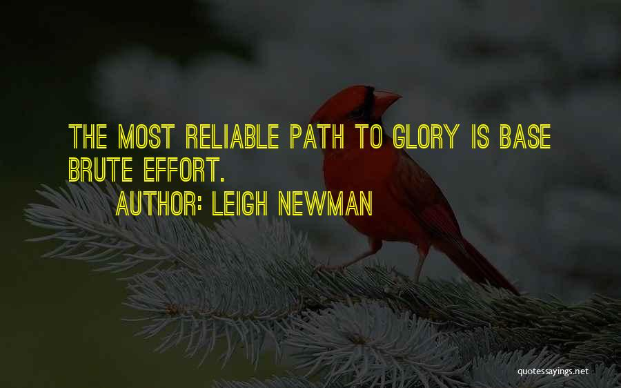 Leigh Newman Quotes 125070